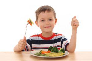 ბავშვის კვება